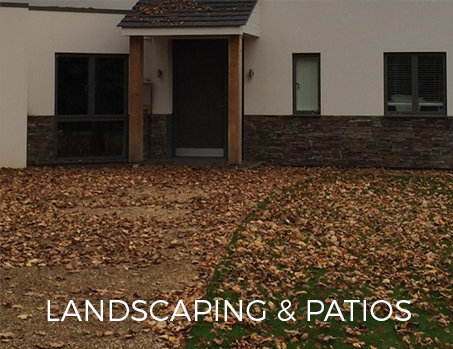 Landscaping & Patios